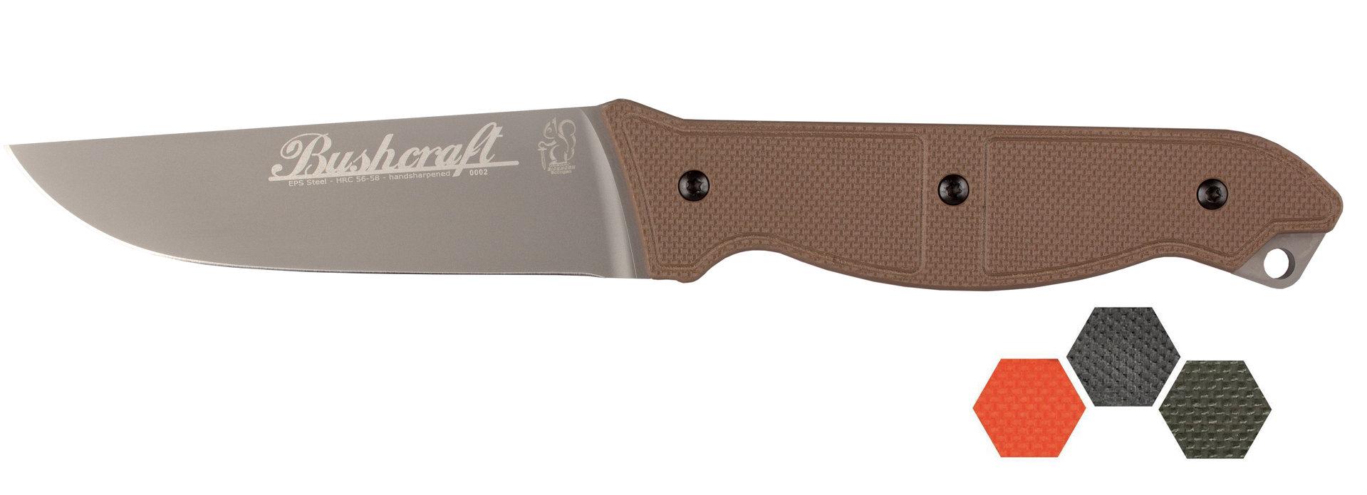 NEU - EBK - Eickhorn Bushcraft Knife
